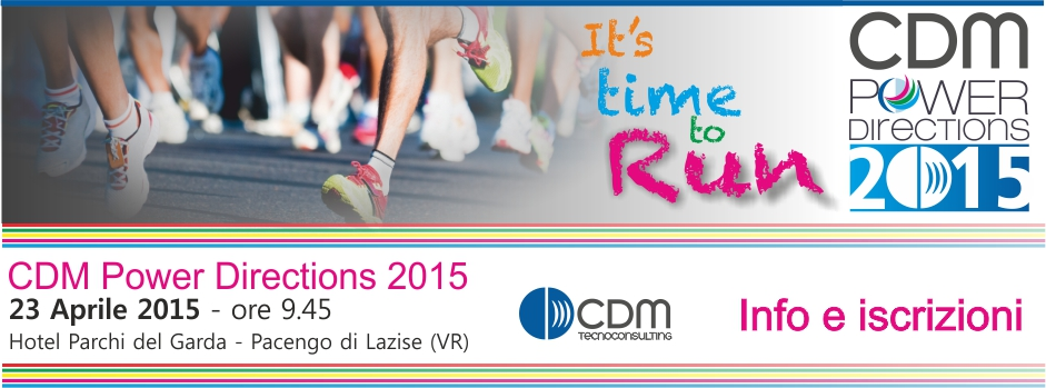 CDM Power Direction 2015