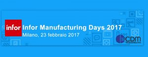 Infor Manufacturing Days